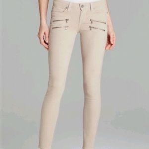 PAIGE Edgemont Sand denim jeans 👖